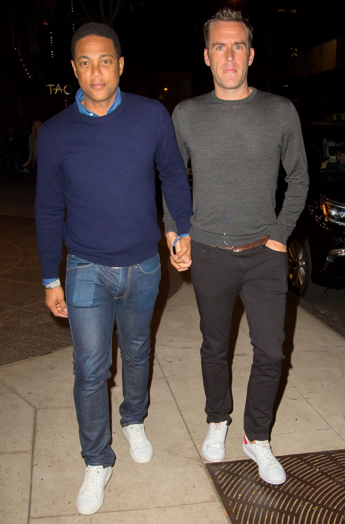 Don Lemon Holds Hands With Boyfriend at SNL Afterparty | PEOPLE.com