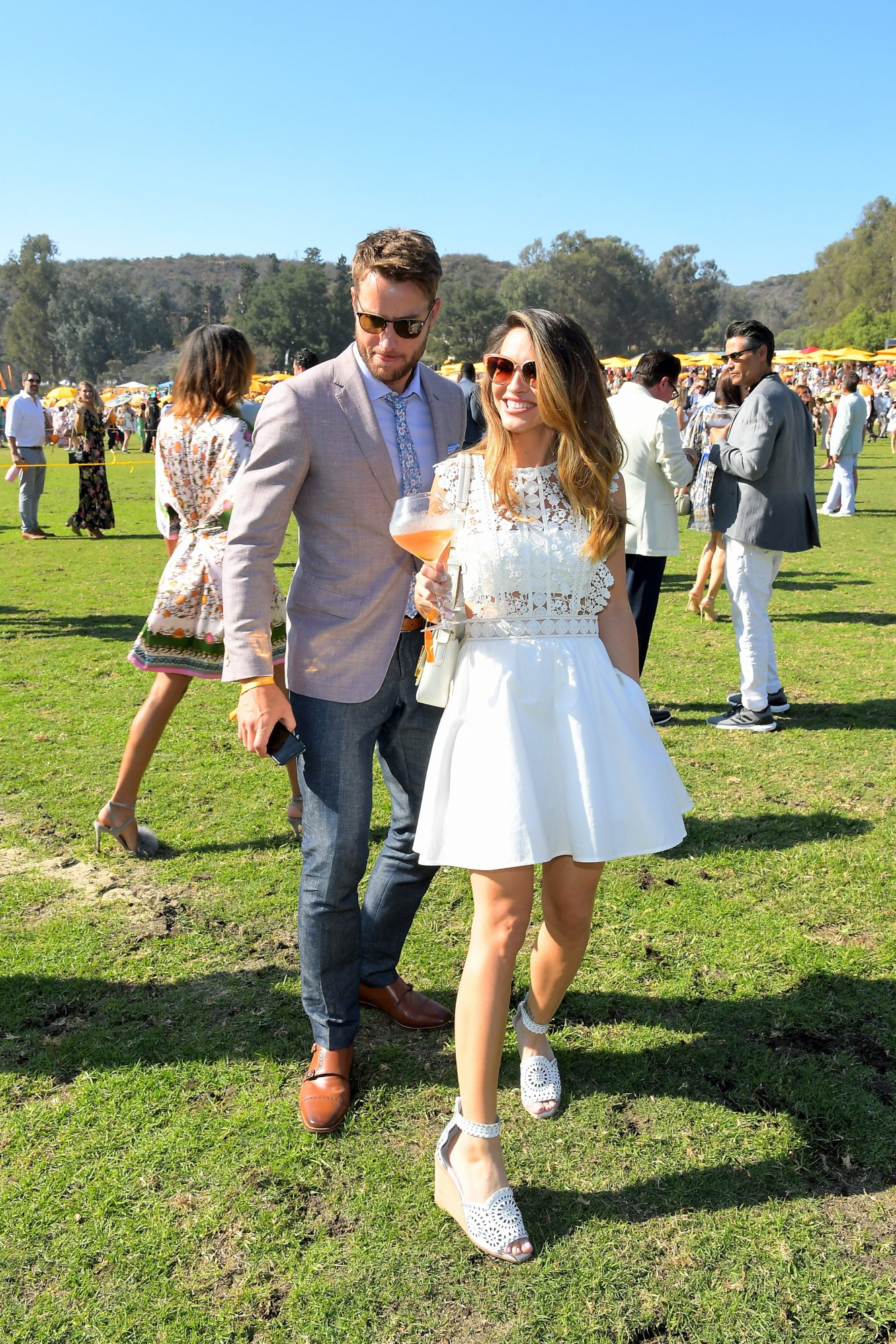 Eighth-Annual Veuve Clicquot Polo Classic, Los Angeles