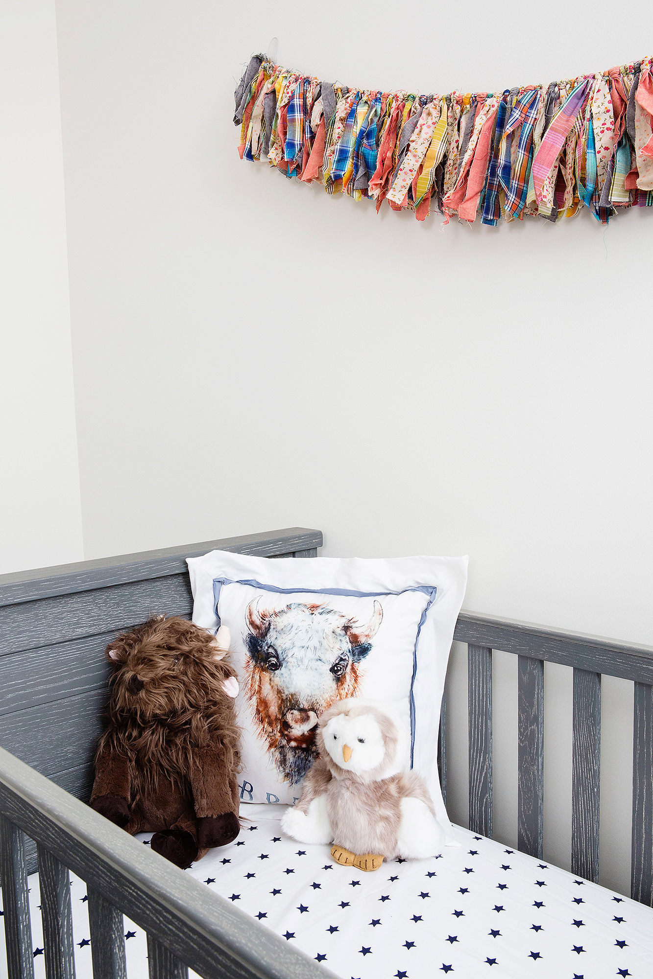 Hannah Simone's Junk Gypsy for Pottery Barn Kids baby nursery