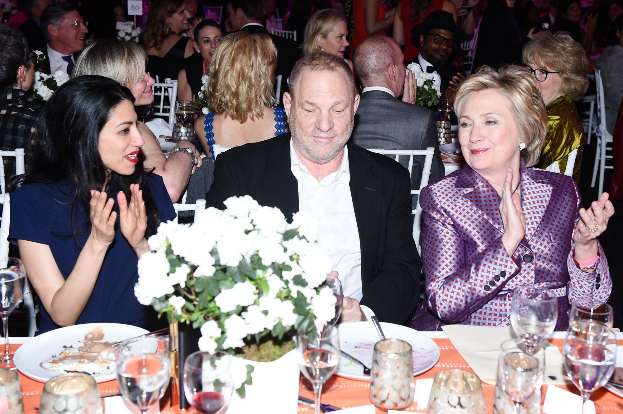 Planned Parenthood 100th Anniversary Gala, Inside, New York, USA - 02 May 2017