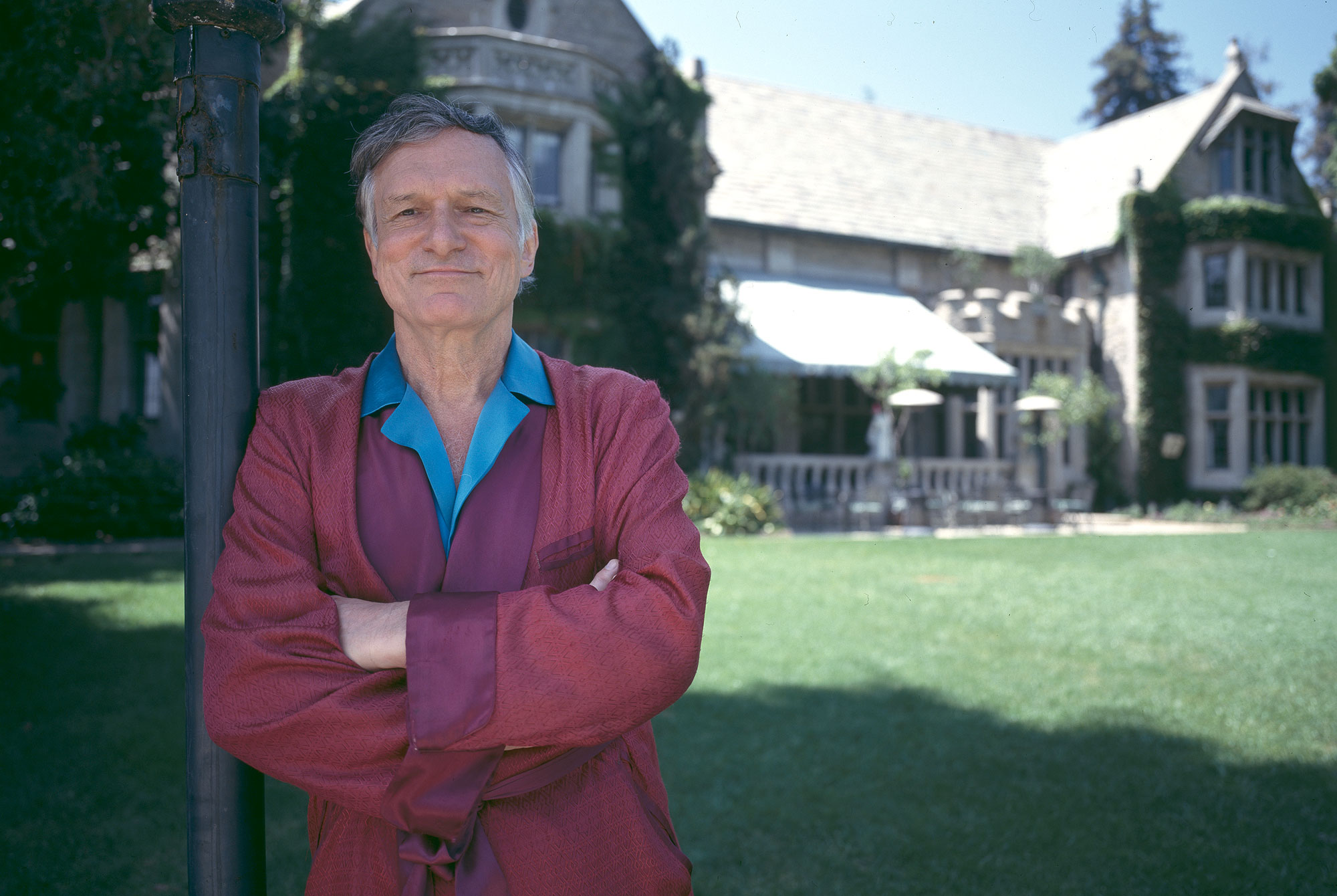Hugh Hefner-News