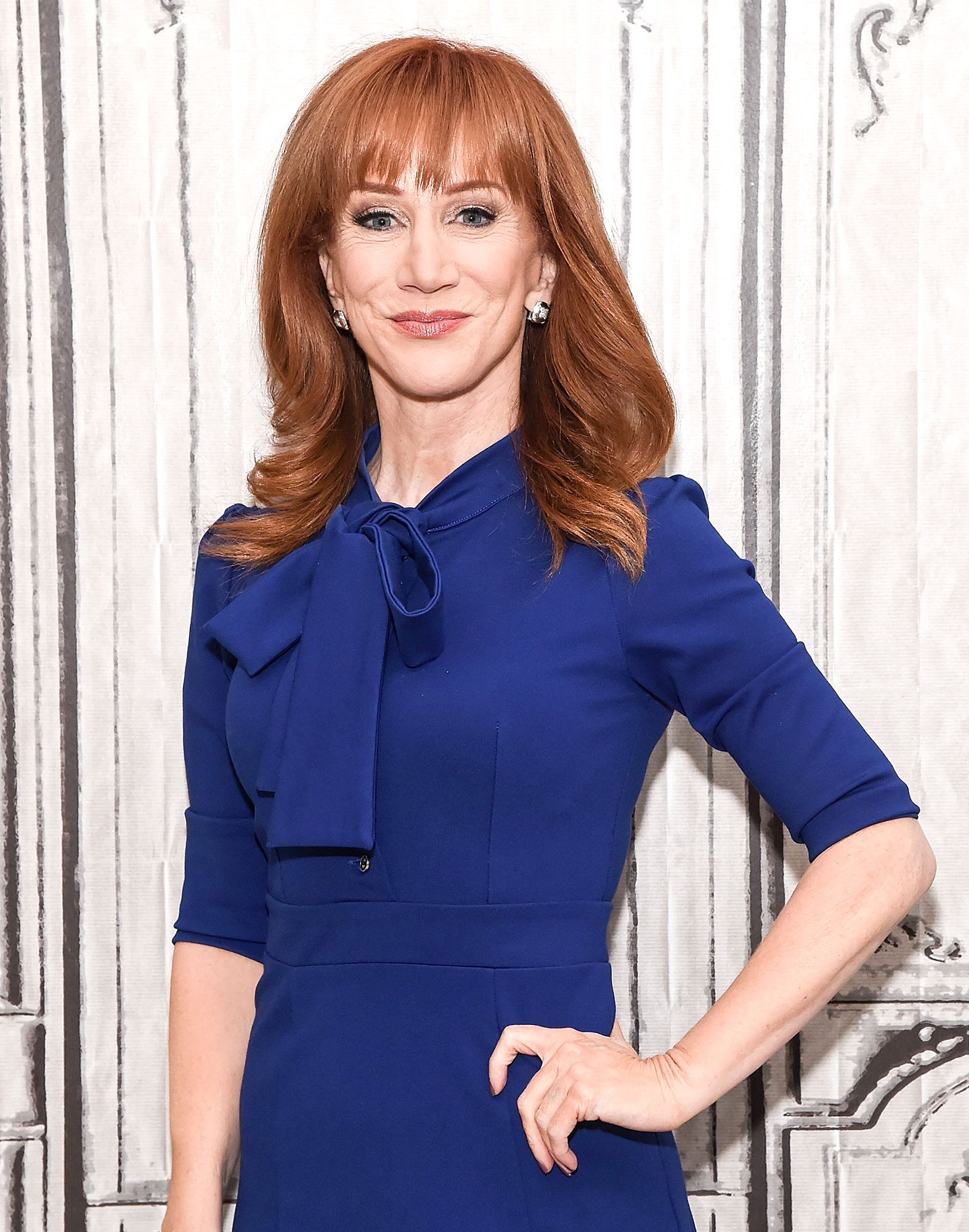 "The Build Series Presents Kathy Griffin Discussing Her New Book ""Kathy Griffin's Celebrity Run-Ins"""