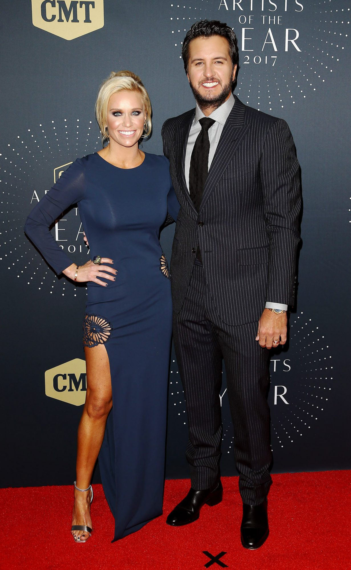 CMT Artists of the Year, Arrivals, Nashville, USA - 18 Oct 2017