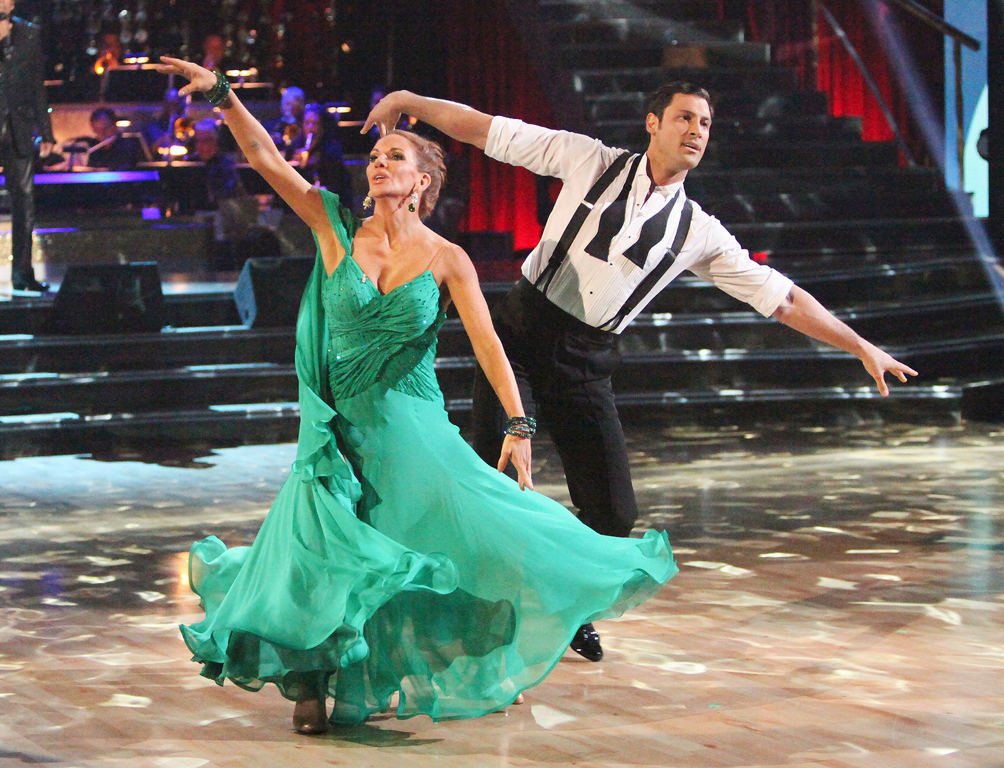 "ABC's ""Dancing With the Stars"" - Season 14 - Week Six"