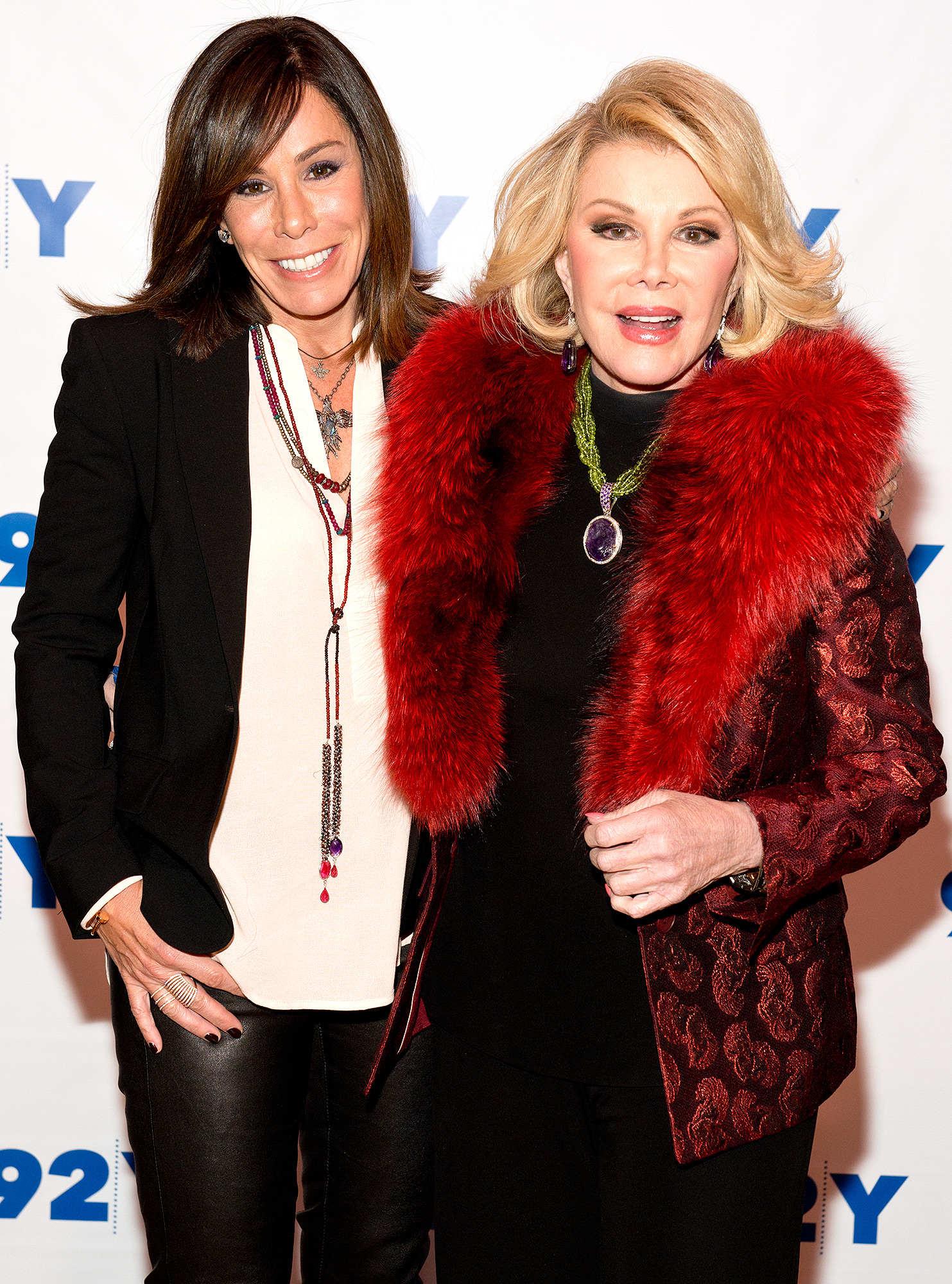 92nd Street Y Presents: An Evening With Joan And Melissa Rivers