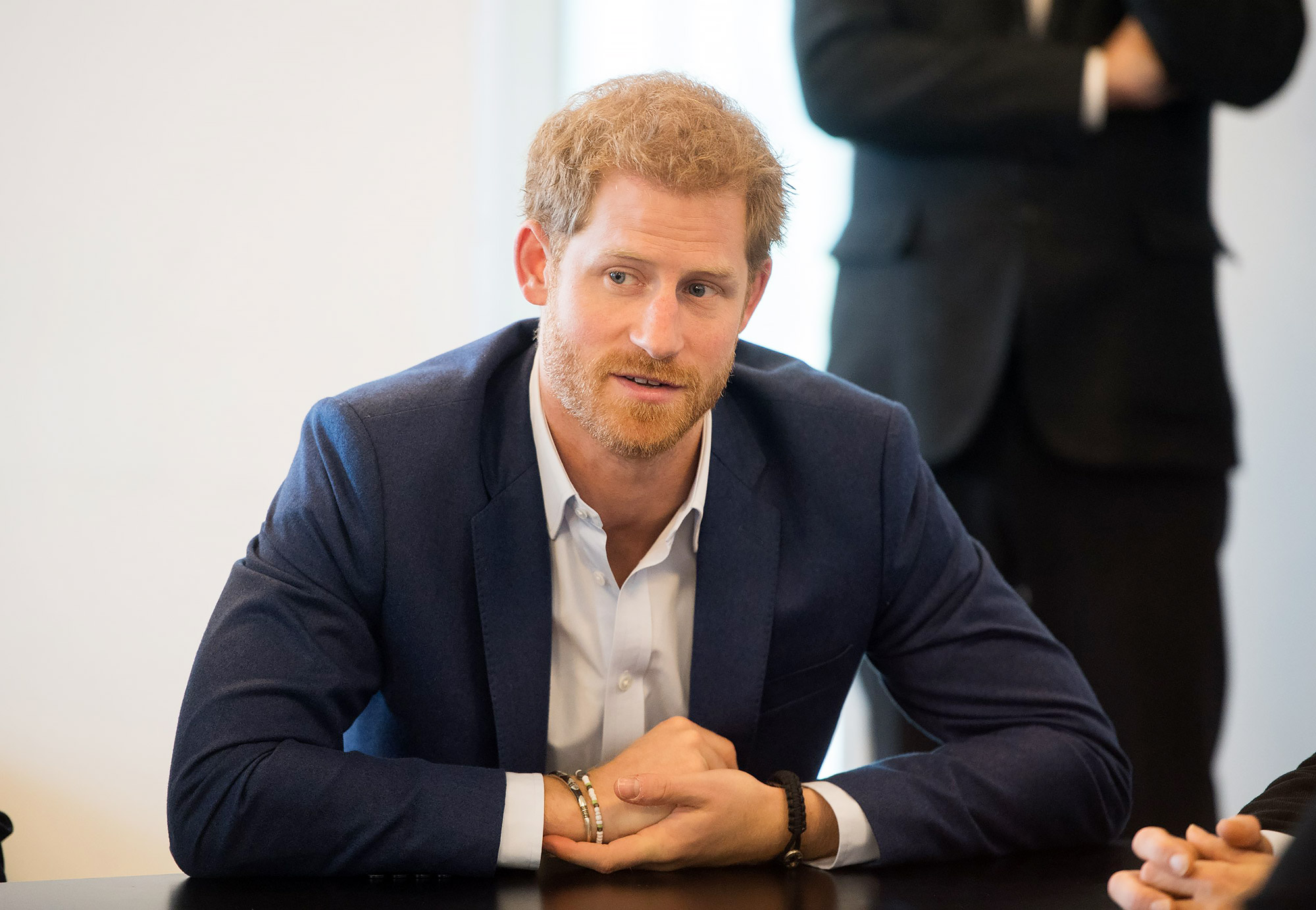 Prince Harry visit to Denmark - 26 Oct 2017