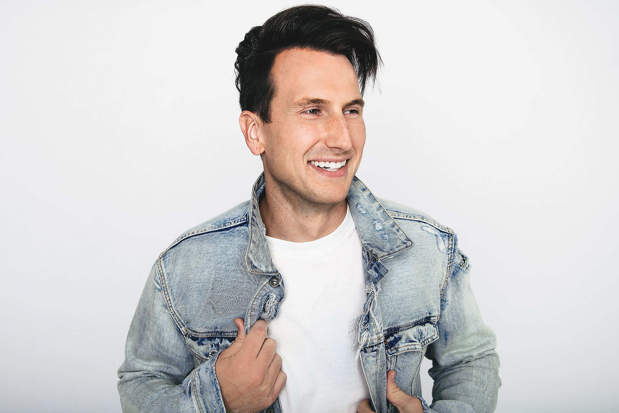 Russell DickersonCredit: Kailey Dickerson