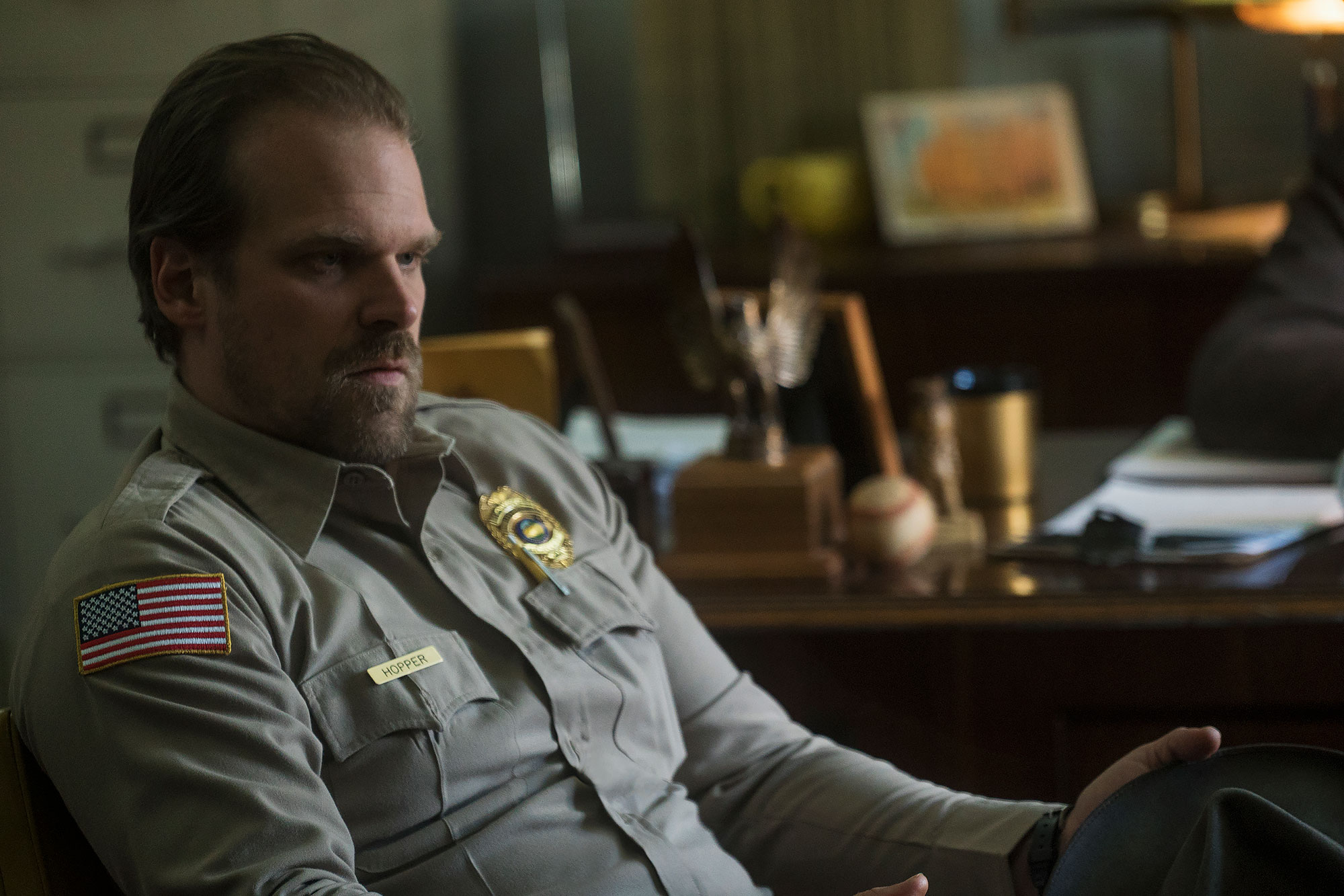 WHAT DOES CHIEF HOPPER KNOW ABOUT ELEVEN'S WHEREABOUTS, AND WHAT IS HIS INVOLVEMENT WITH HAWKINS LAB?