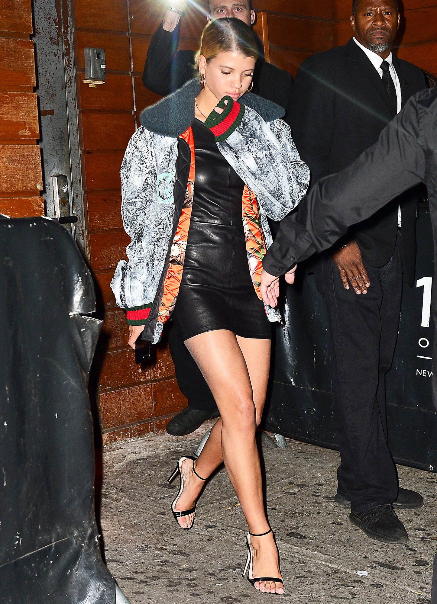 EXCLUSIVE: Scott Disick takes girlfriend Sofia Richie out for a night of clubbing till 4 am in New York City