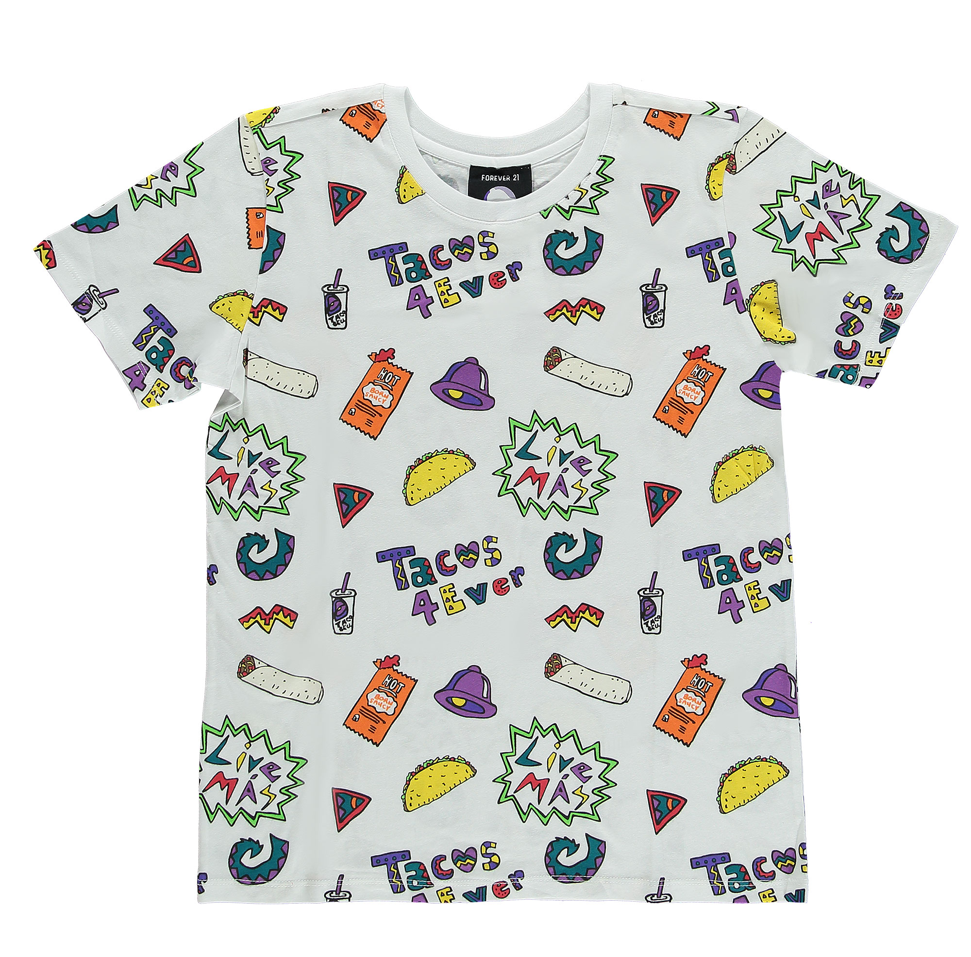Taco Bell FashionCredit: Forever 21