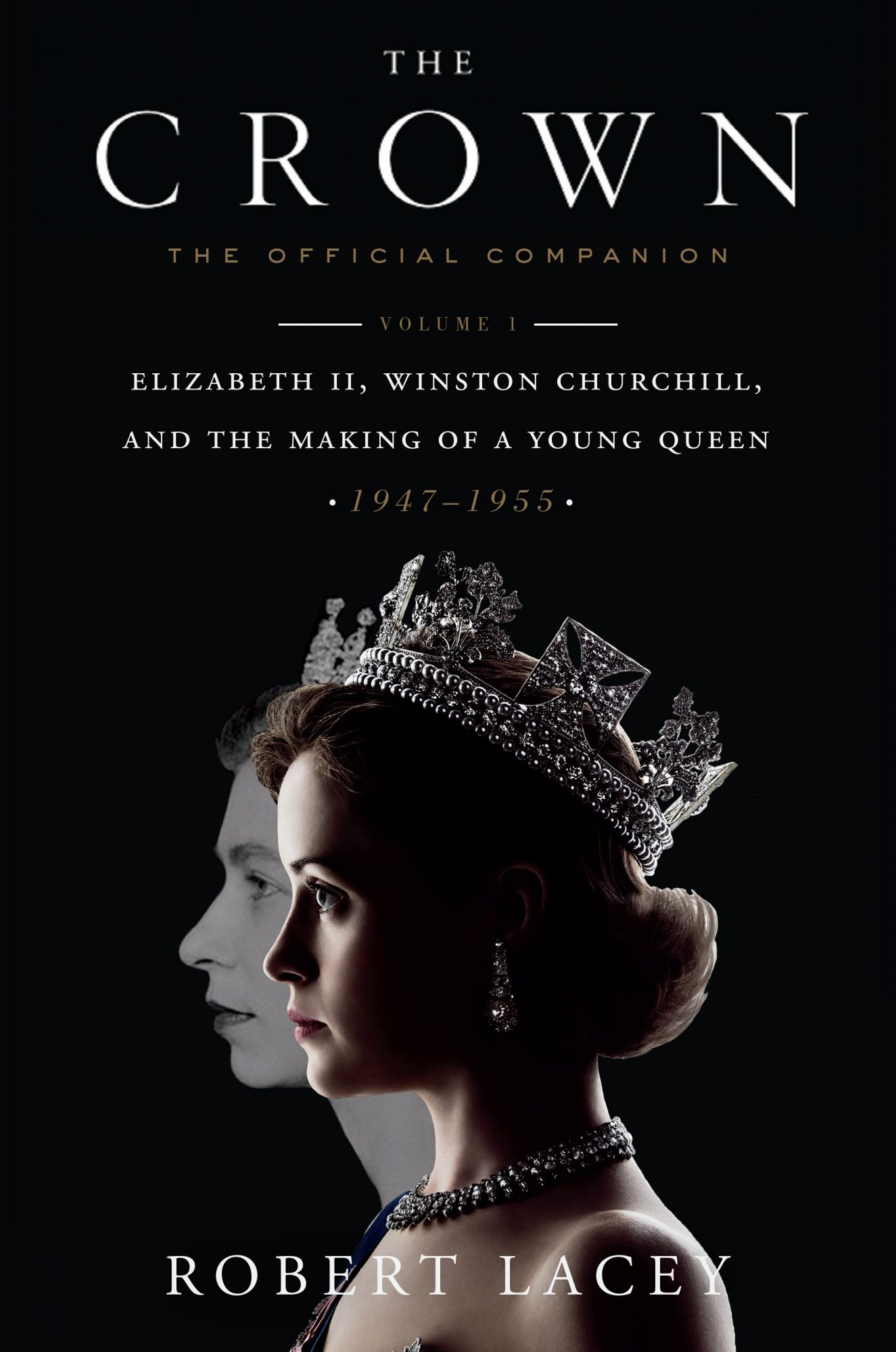 THE CROWN Book Jacket