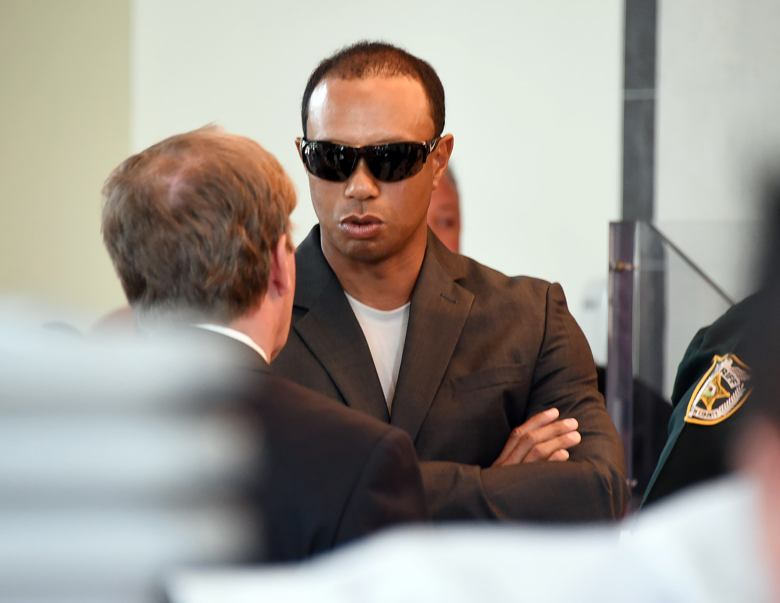 Tiger Woods heads to court for his infamous DUI arrest in Florida
