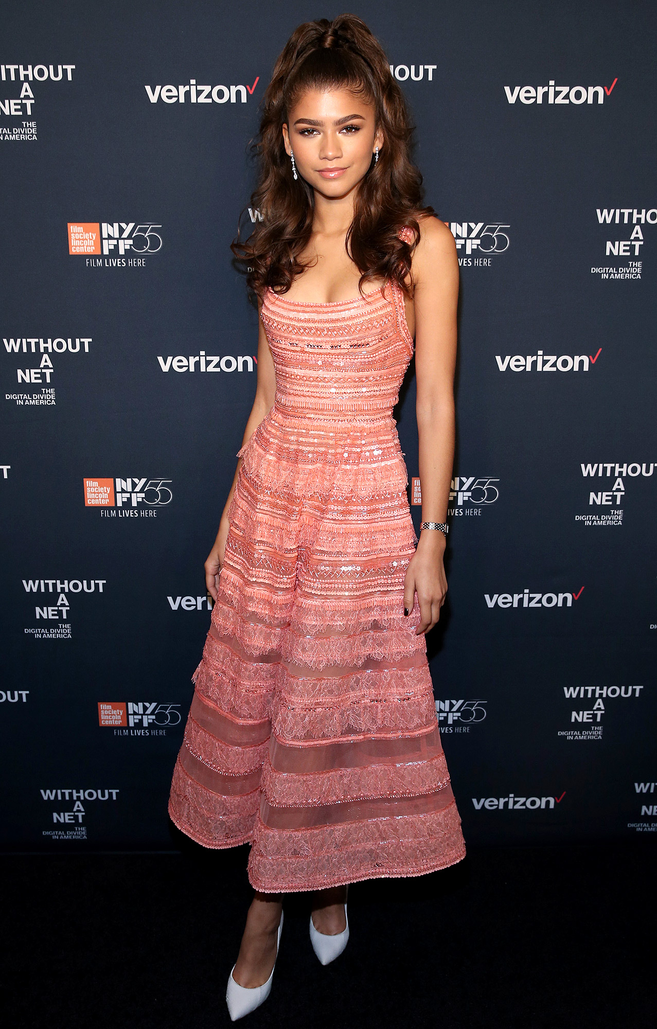 """55th New York Film Festival - """"Without A Net"""""""