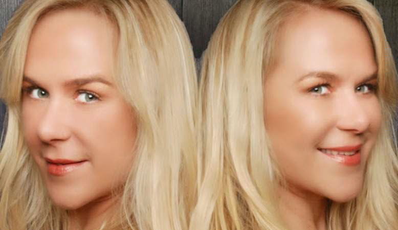 Alexandria Duval (left) and her twin Anastasia (right)