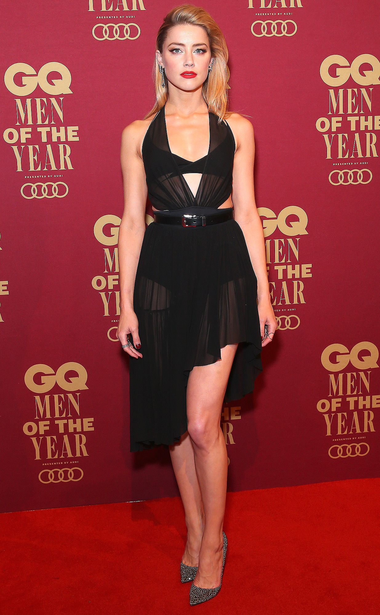 GQ Men Of The Year Awards - Red Carpet