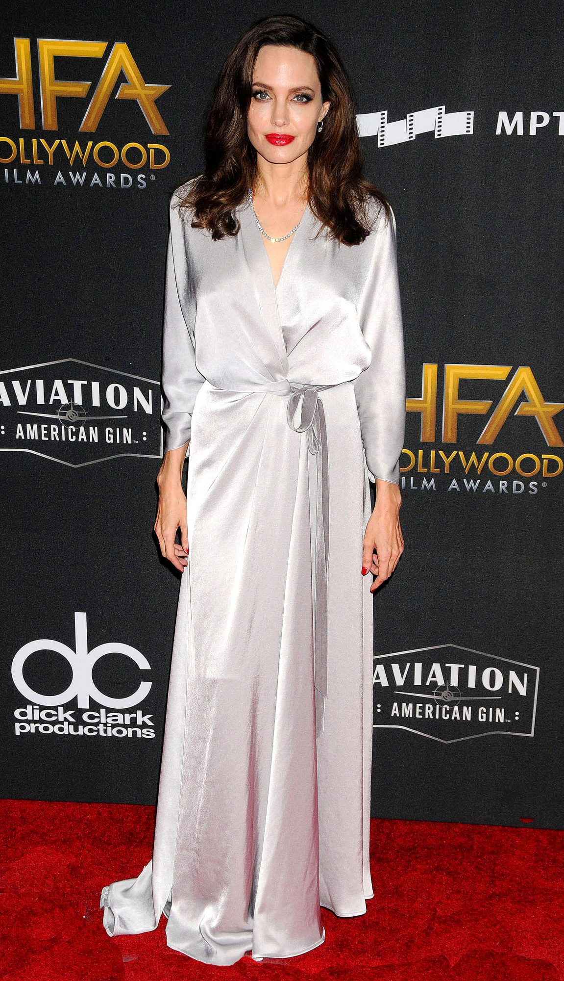 Celebrities attend the 21st Annual Hollywood Film Awards
