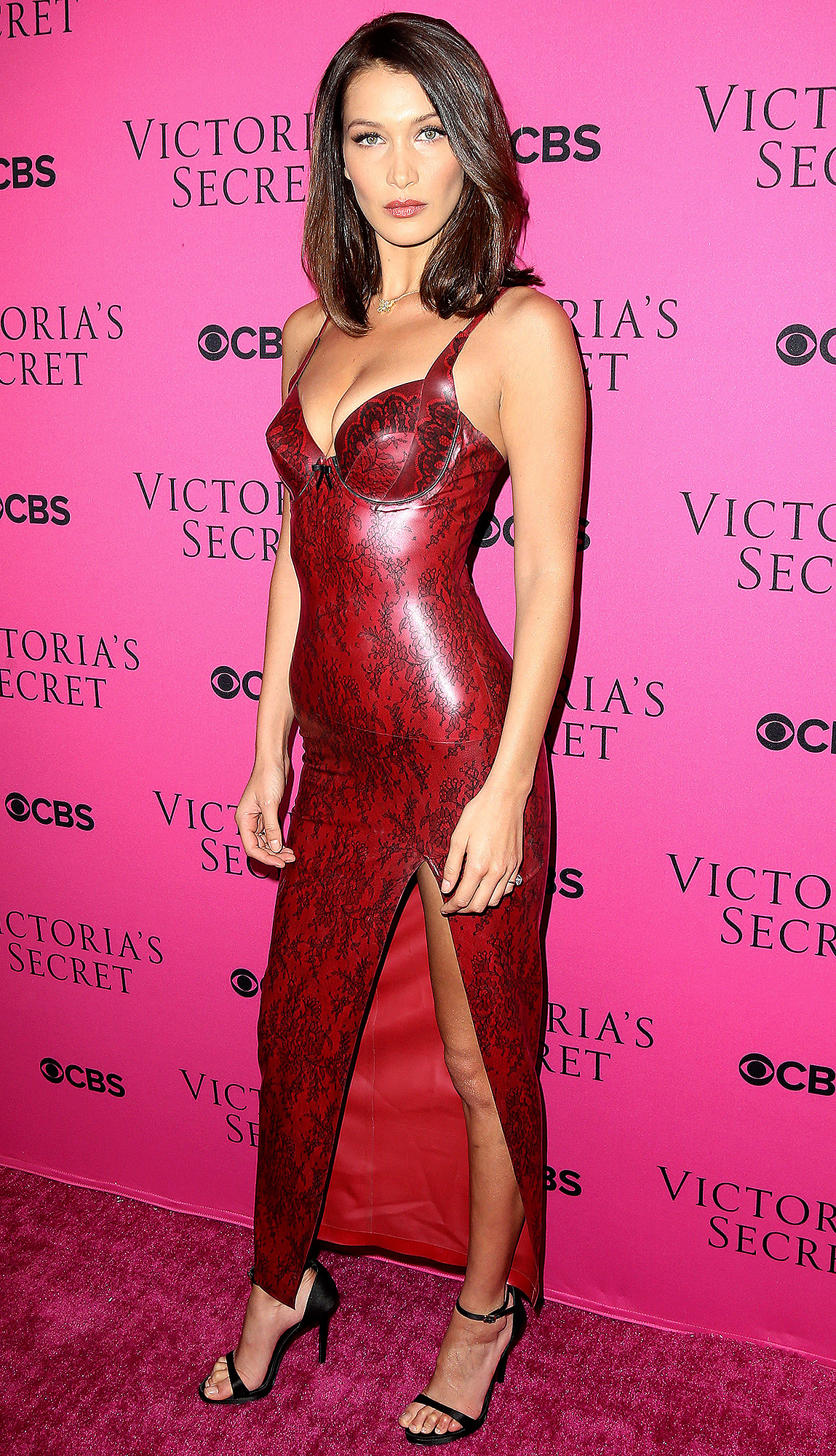 Victoria's Secret Fashion Show viewing party, Arrivals, New York, USA - 28 Nov 2017