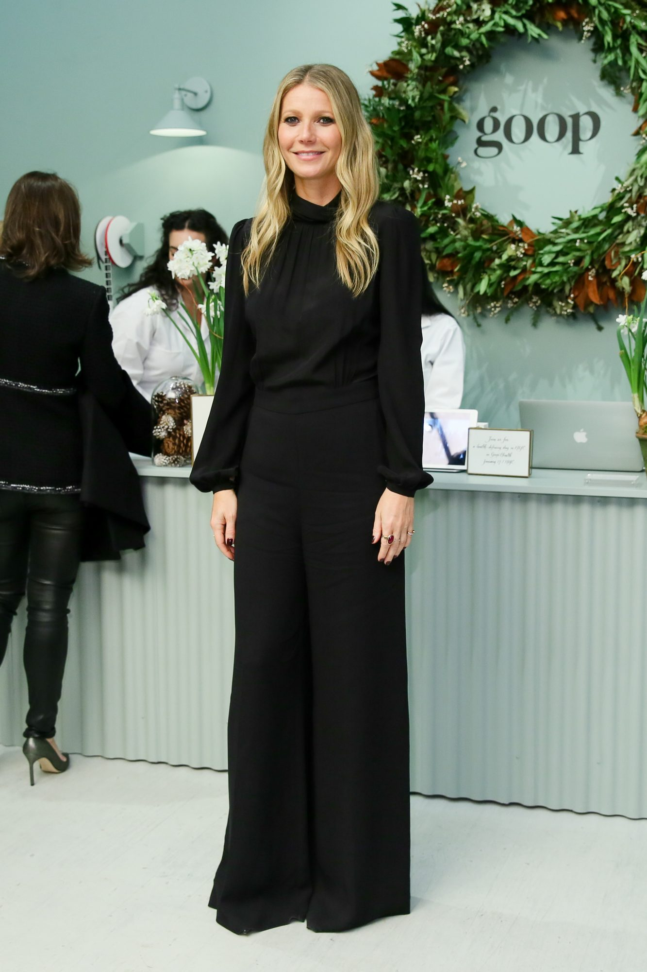Gwyneth Paltrow Hosts : Opening of goop GIFT New York