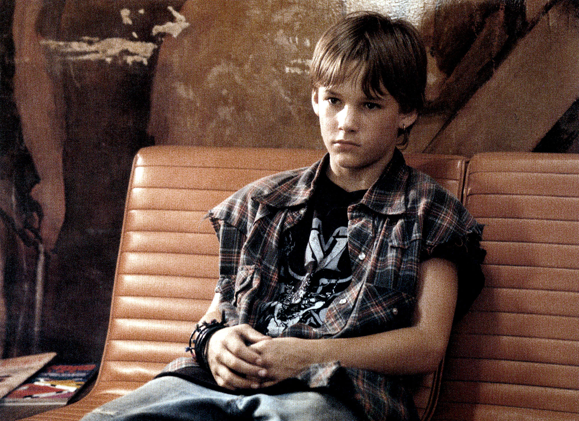 THE CLIENT, Brad Renfro, 1994, ©Warner Brothers/courtesy Everett Collection