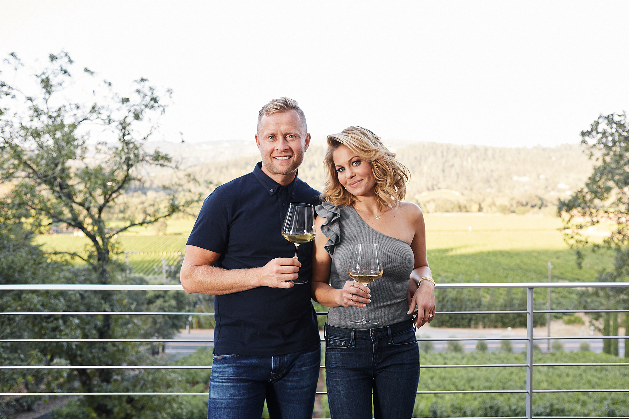 Candace Cameron BureCredit: Colin Price/Wine Spectator