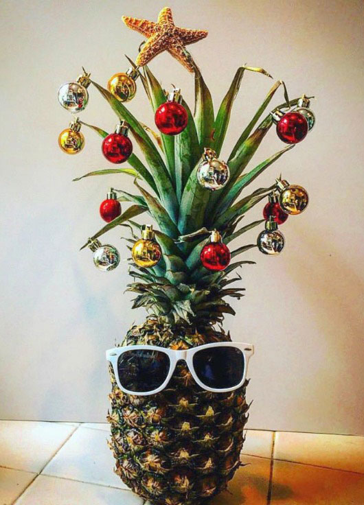 christmas-pineapple