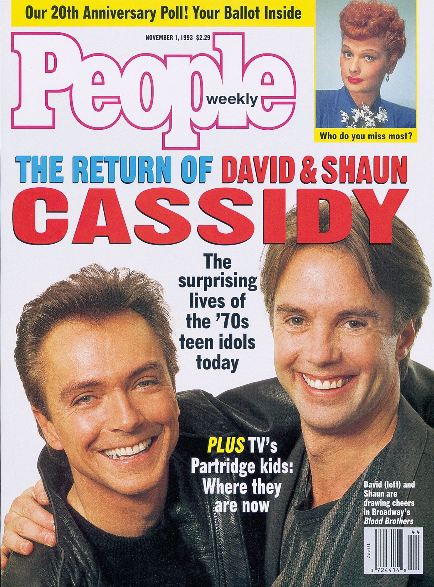 David Cassidy Ups and Downs