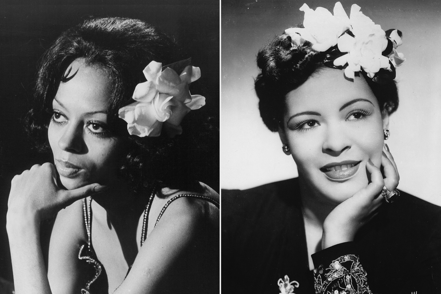 diana ross; Billie Holiday