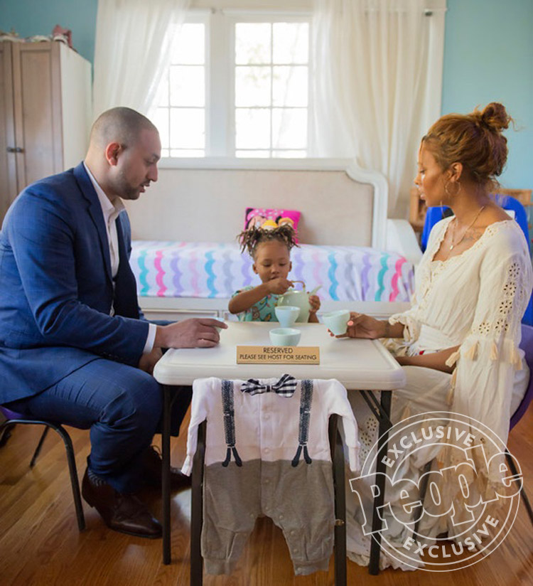 Eva Marcille Baby Announcement Photos by Joe Carlos Photography
