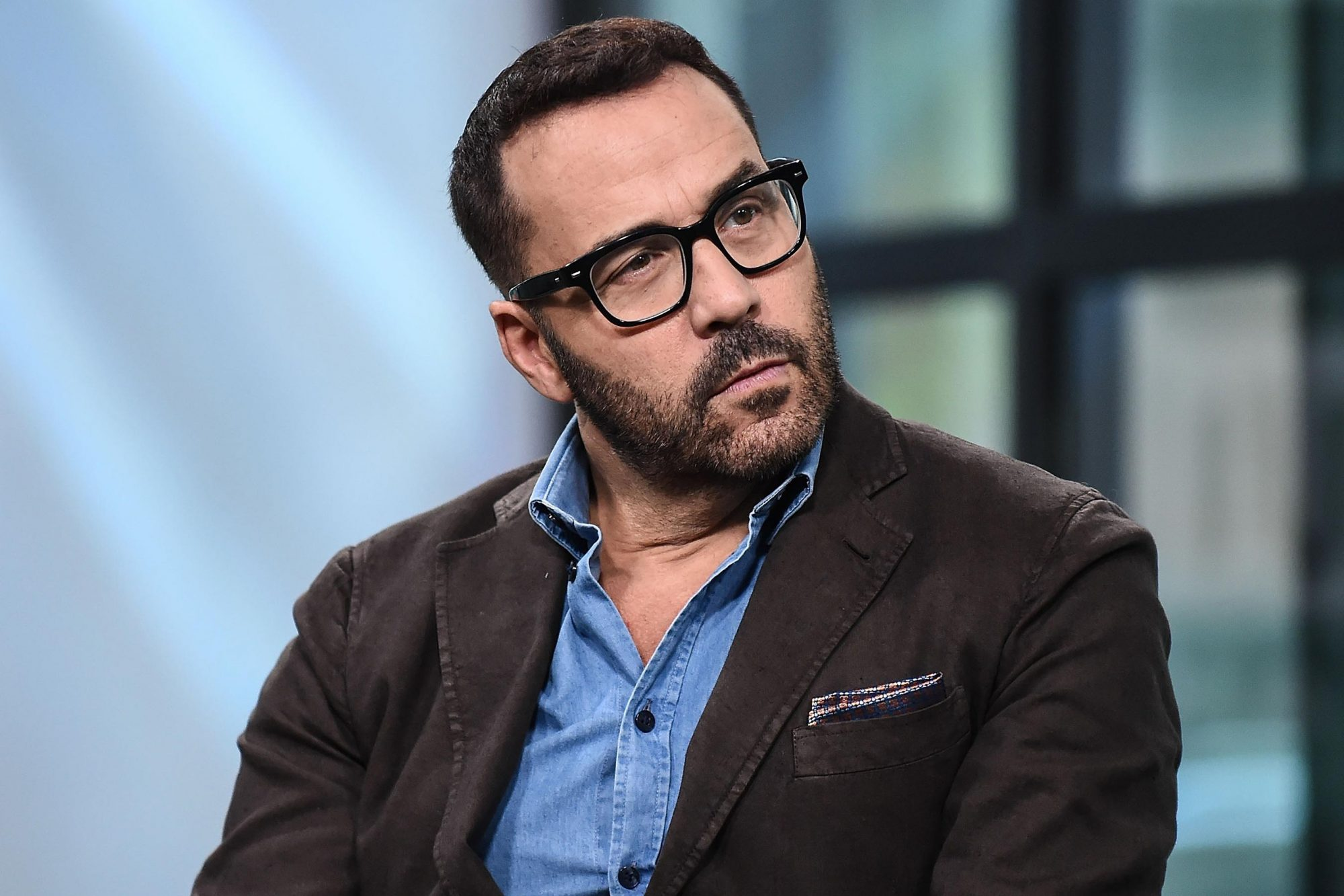 """Build Presents Jeremy Piven Discussing """"Wisdom Of The Crowd"""""""