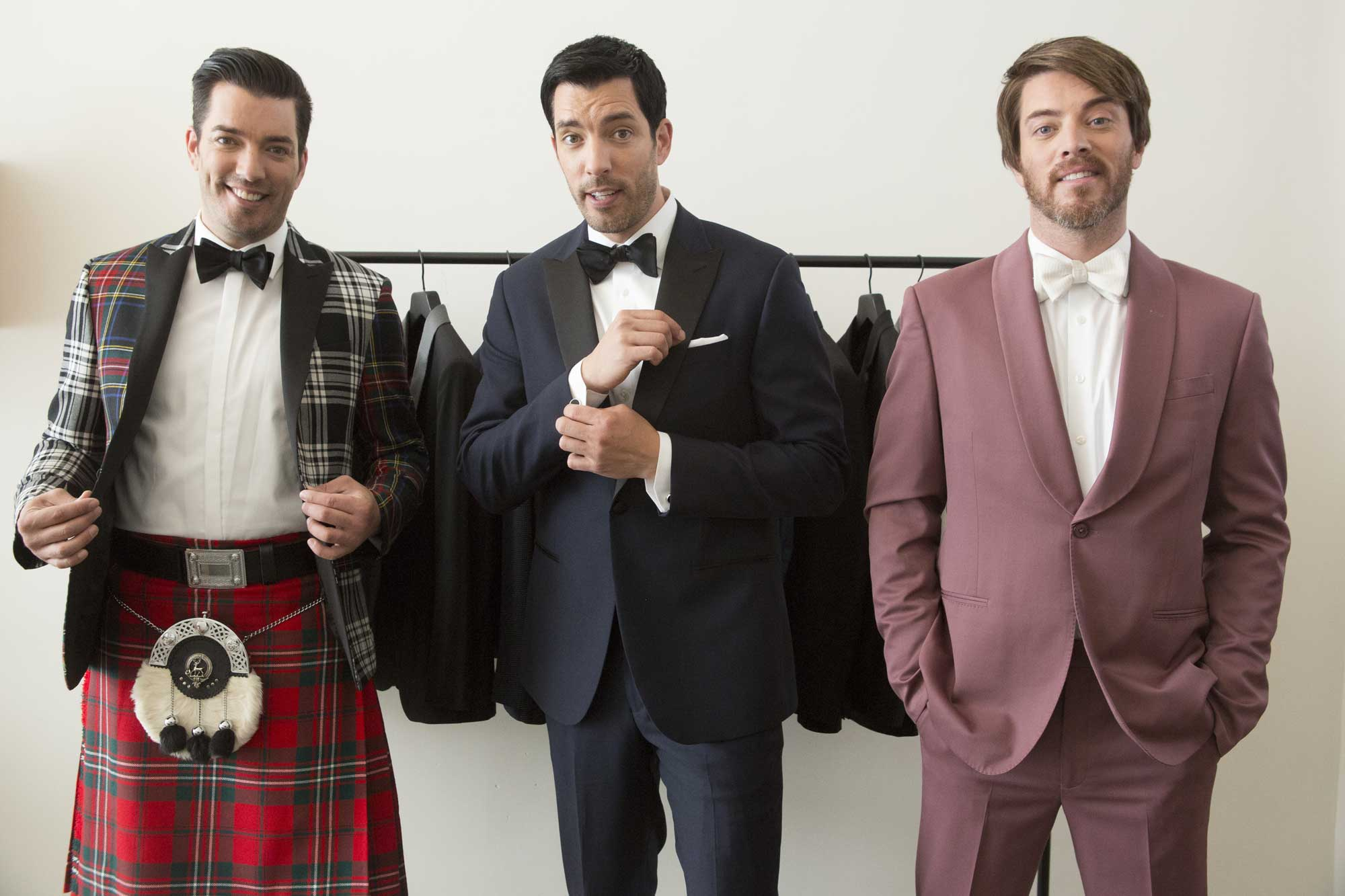 HGTVs Property Brothers launch Reveal Magazine