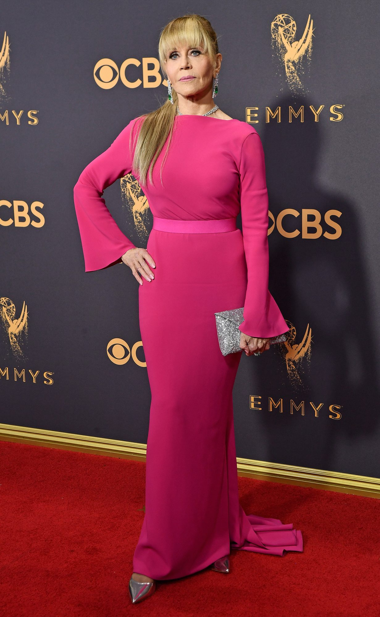 69th Primetime Emmy Awards, Arrivals, Los Angeles, USA - 17 Sep 2017