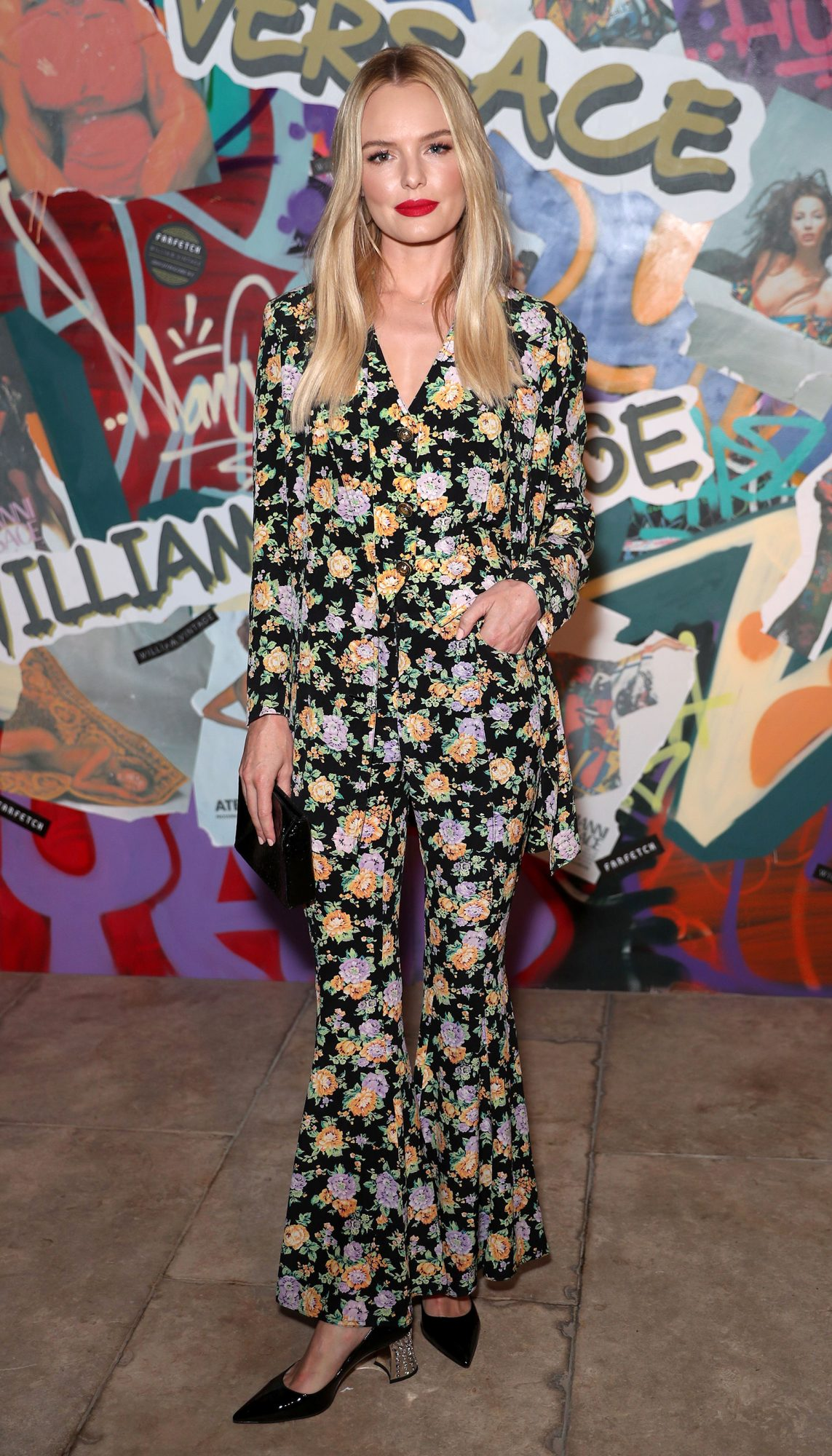 William Vintage x Farfetch Unveiling of Gianni Versace Archive, Los Angeles, USA - 05 Oct 2017
