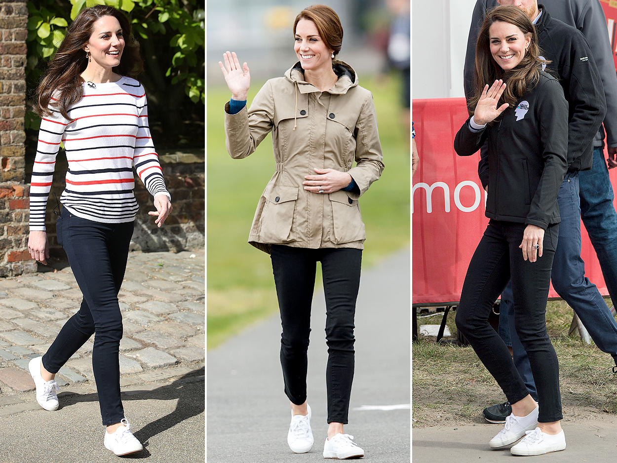 kate middleton superga cotu sneaker shoe