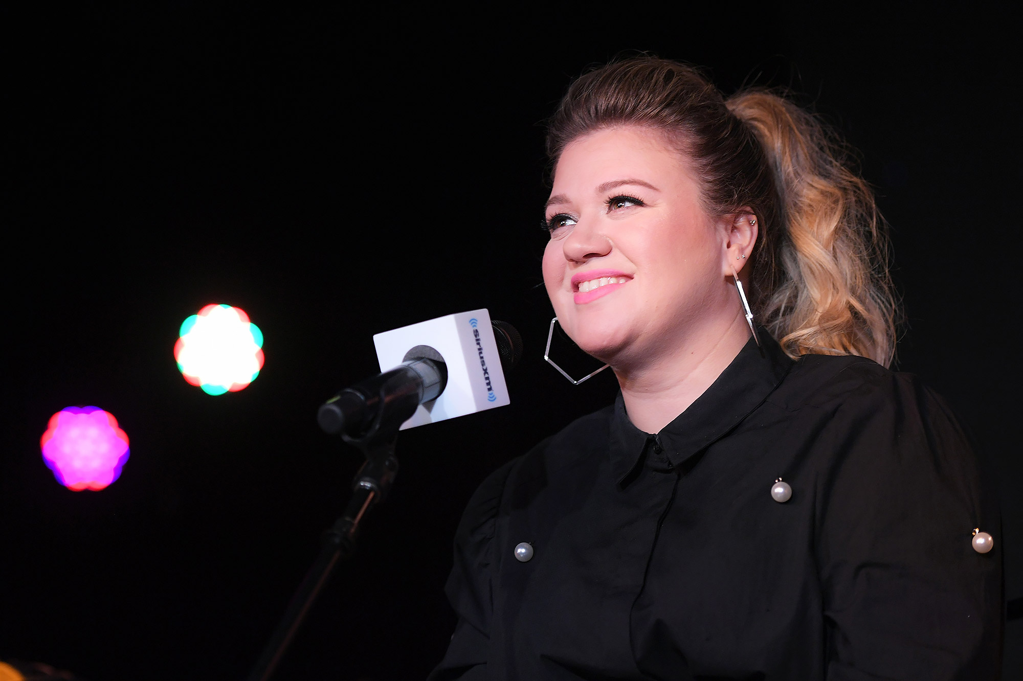 Kelly Clarkson's 'Meaning of Life' Album Listening Session For SiriusXM At The Highline Ballroom
