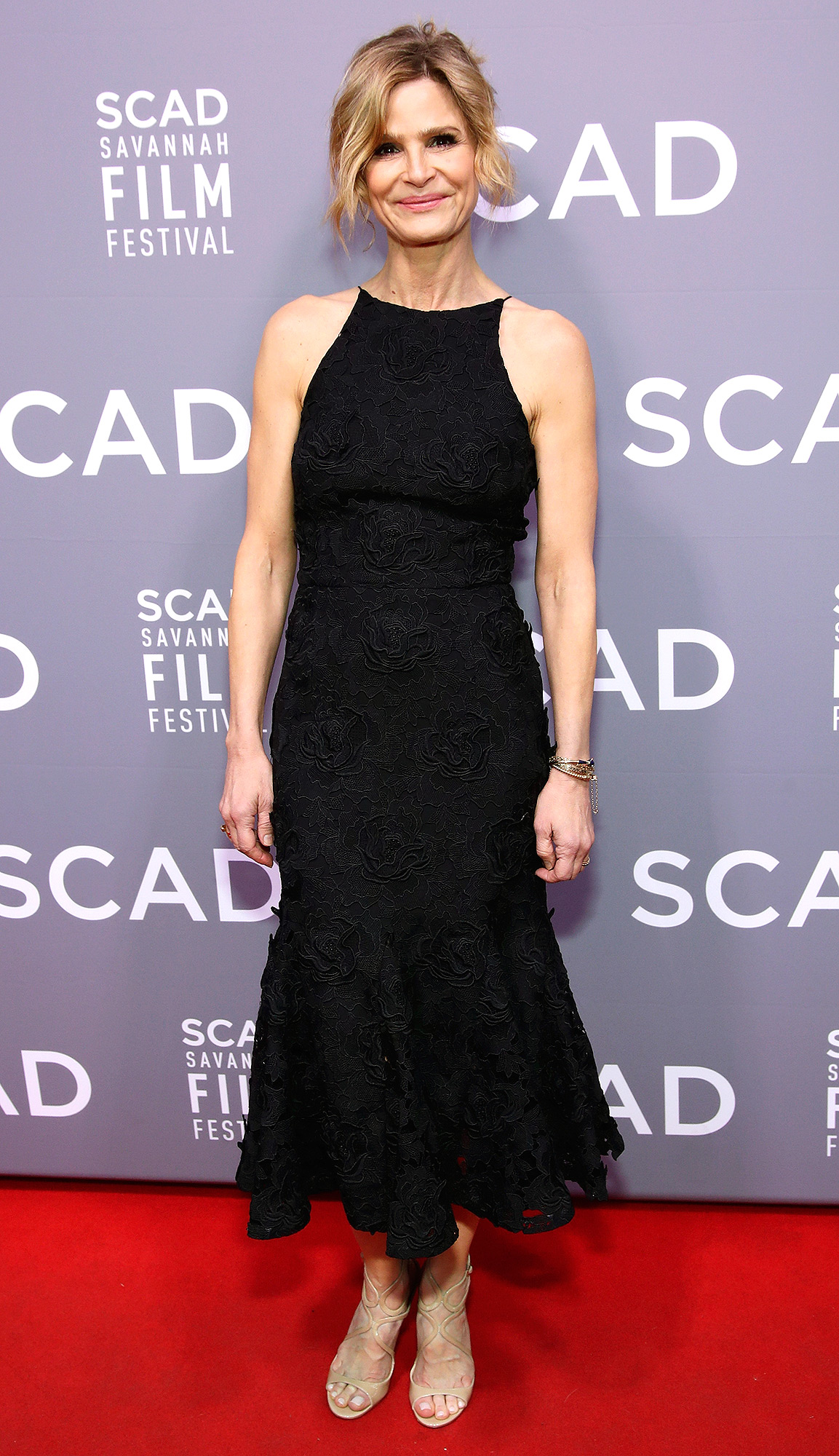 20th Anniversary SCAD Savannah Film Festival - Kyra Sedgewick Spotlight Award Presentation