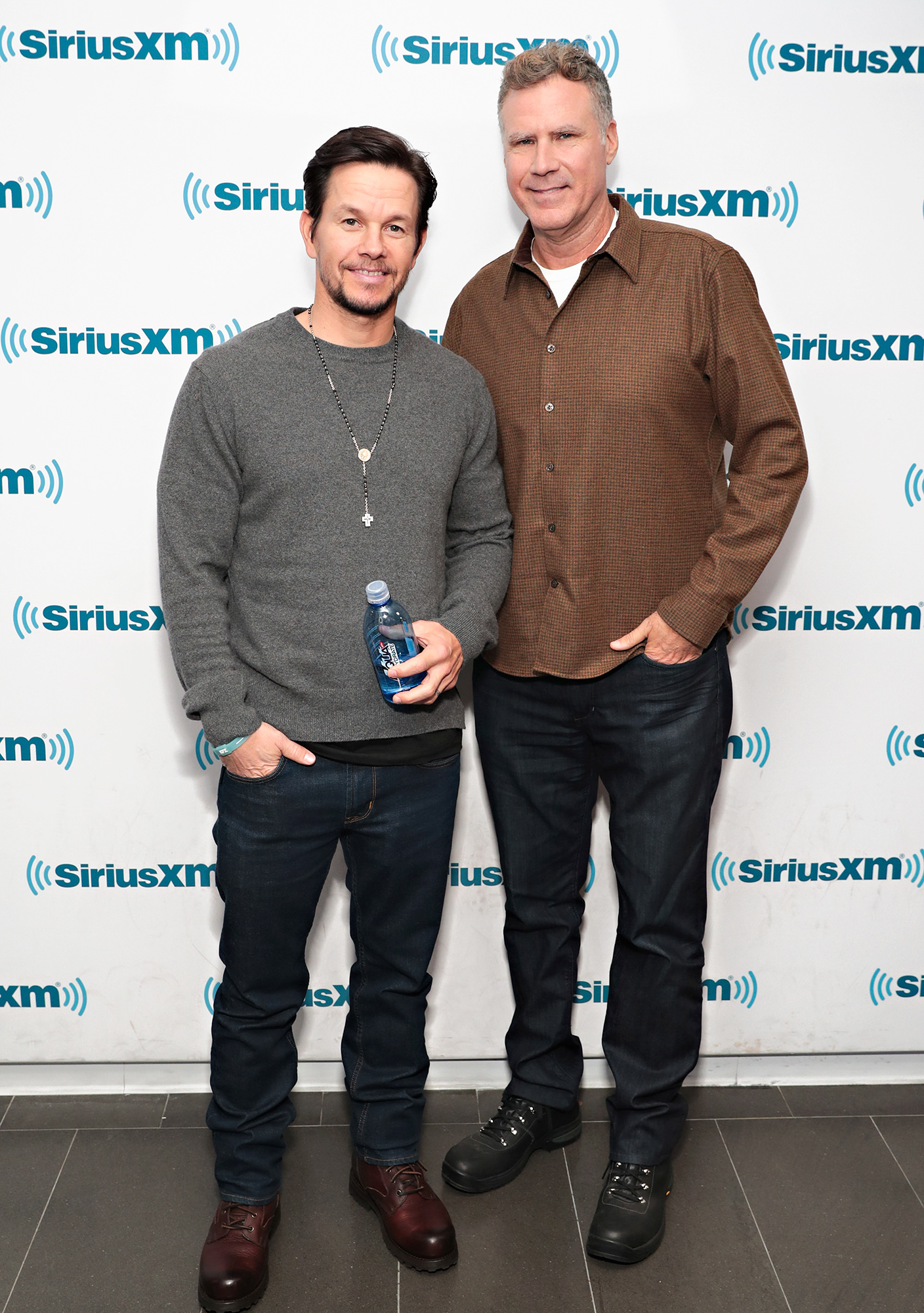 SiriusXM's Town Hall With Mark Wahlberg And Will Farrell Hosted By Andy Cohen