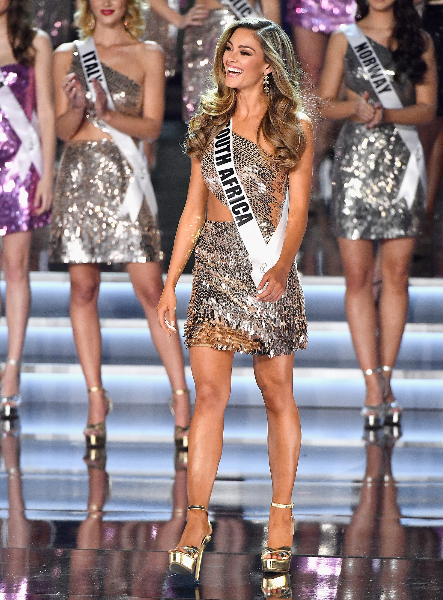 The 2017 Miss Universe Pageant
