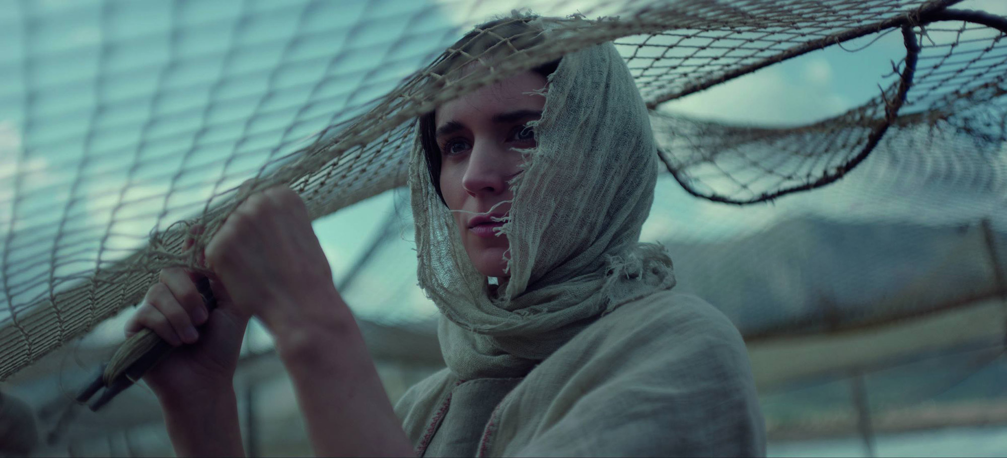 Rooney Mara in Mary MagdaleneCredit: Universal Pictures