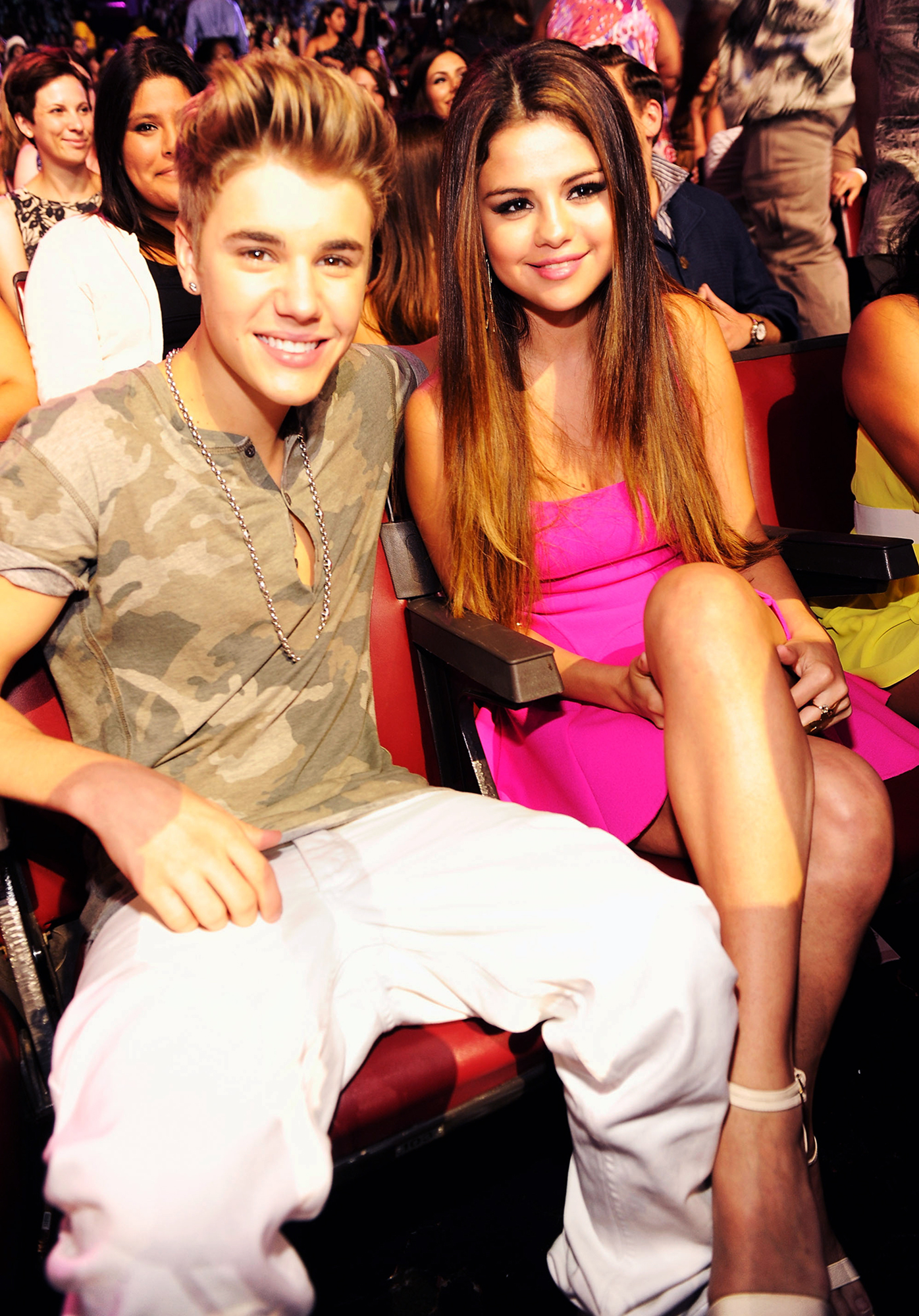 2012 Teen Choice Awards - Backstage & Audience