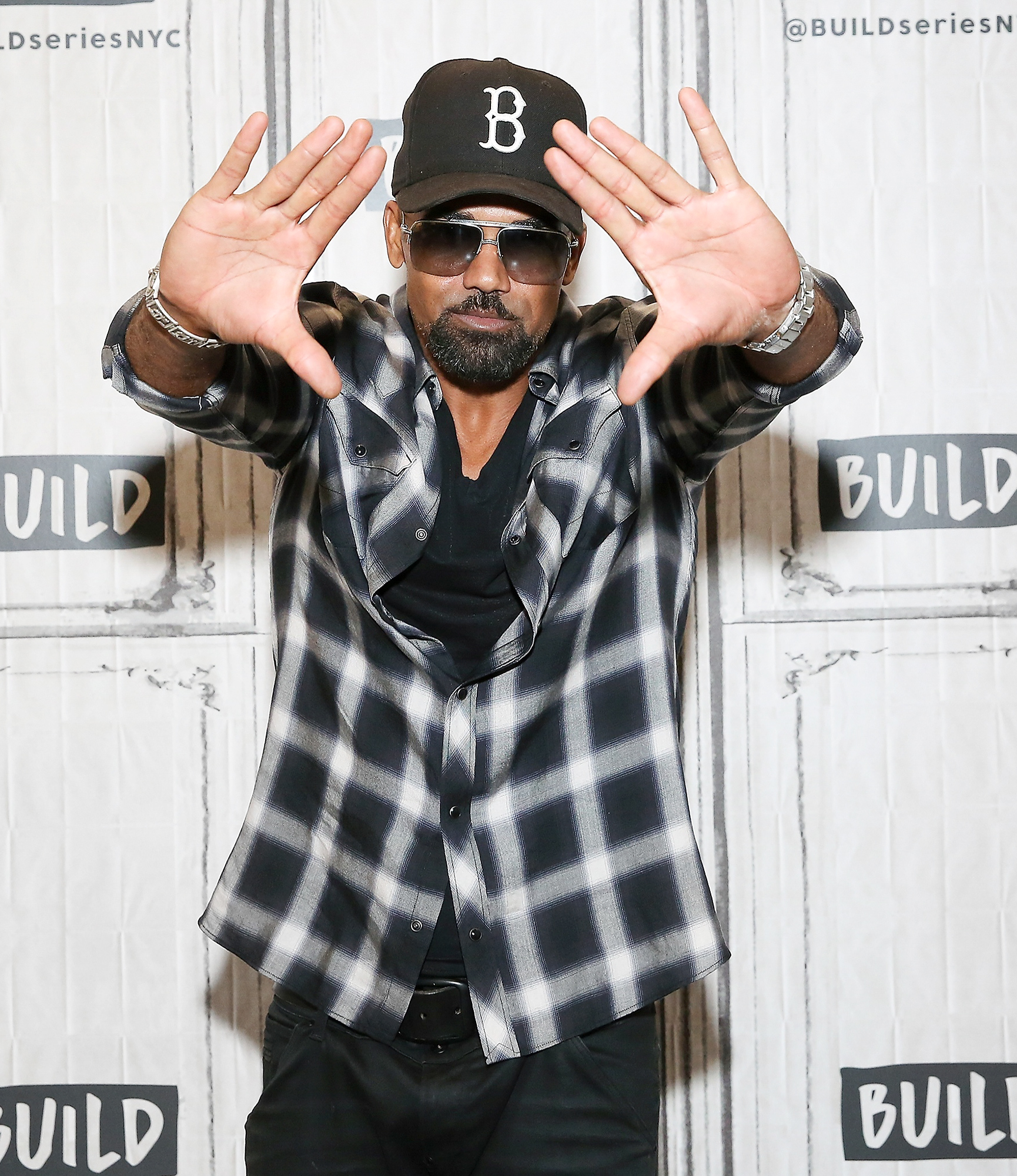 """Build Presents Shemar Moore Discussing """"S.W.A.T."""""""