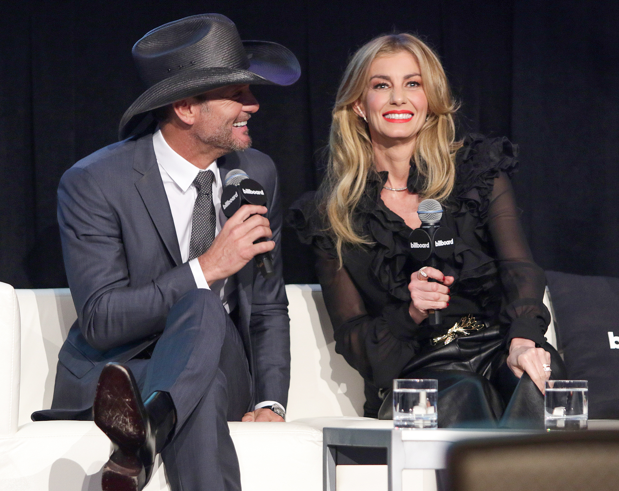 Billboard 2017 Touring Conference - Legends Of Live: Tim McGraw And Faith Hill