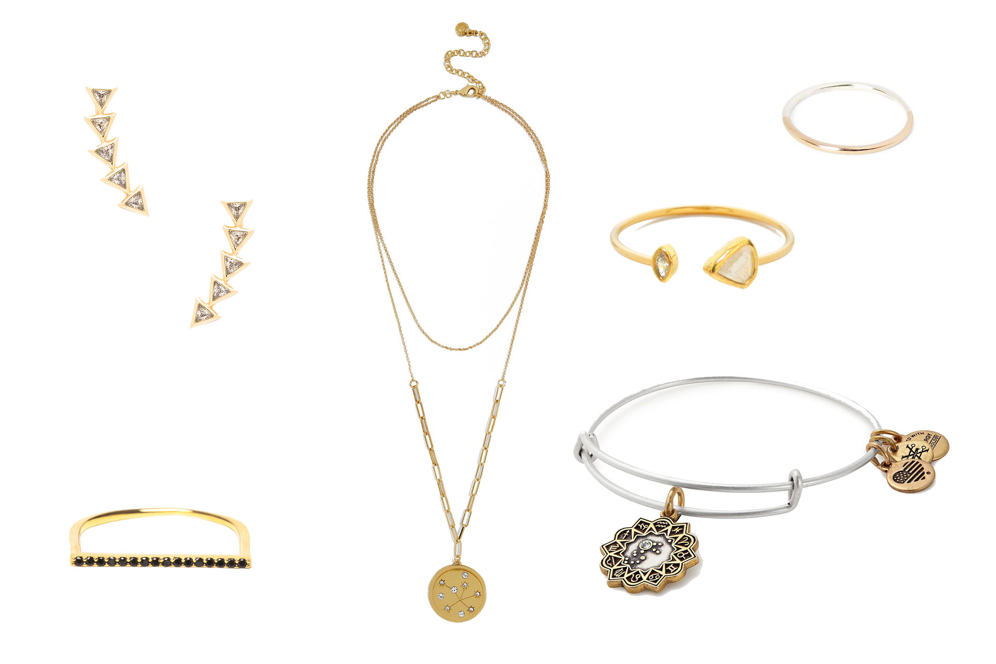 JEWELRY UNDER $50 Gift Guide Tout