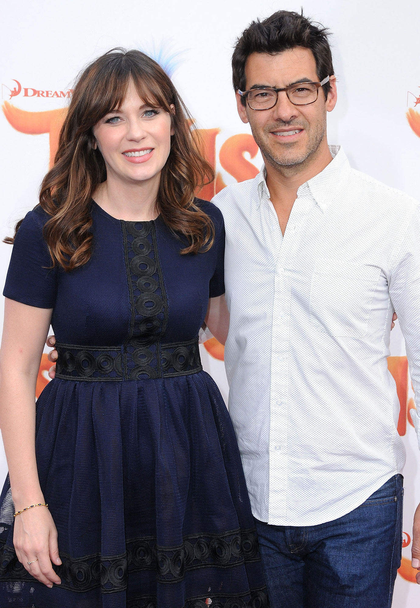Zooey Deschanel Says Her Daughter Elsie 3 Frac12 Hates Jackets People Com