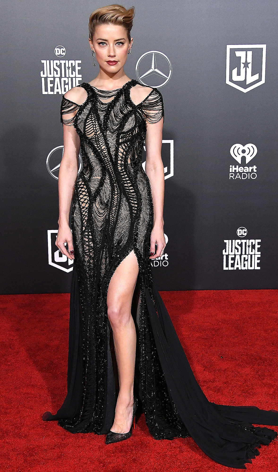 """Premiere Of Warner Bros. Pictures' """"Justice League"""" - Arrivals"""