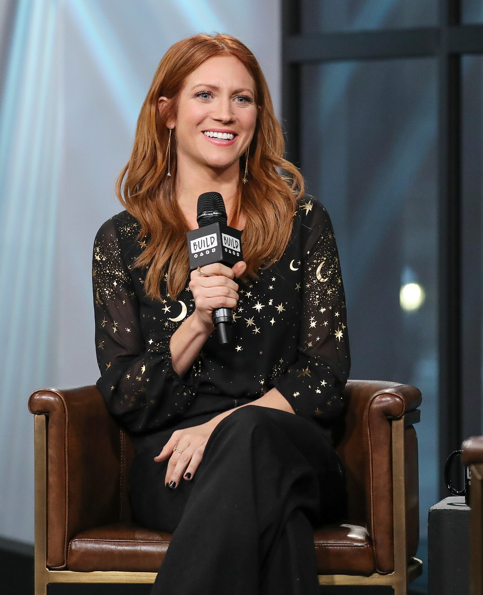 "Build Presents Brittany Snow Discussing ""Pitch Perfect 3"""