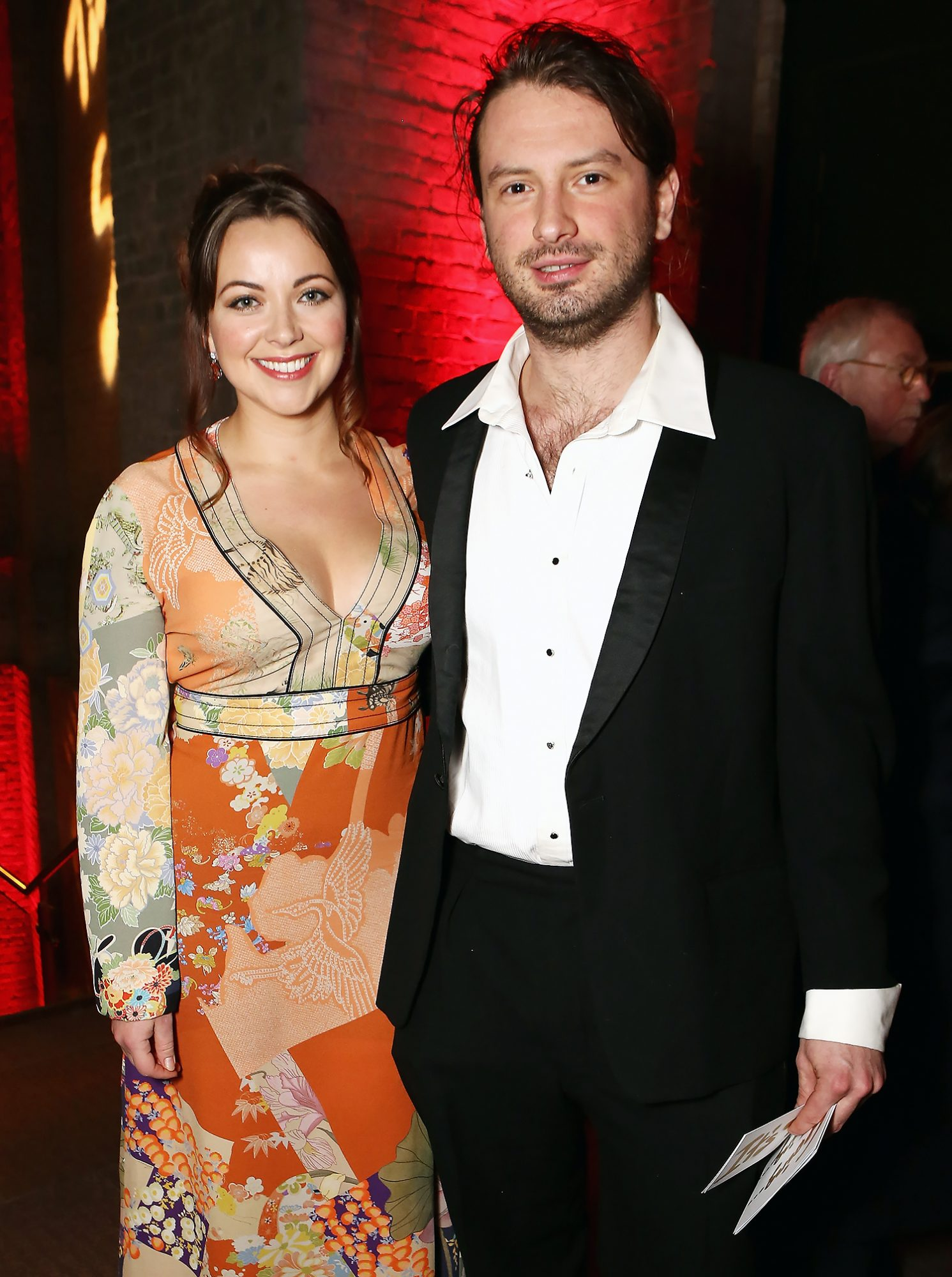 The Roundhouse, Gala - Arrivals