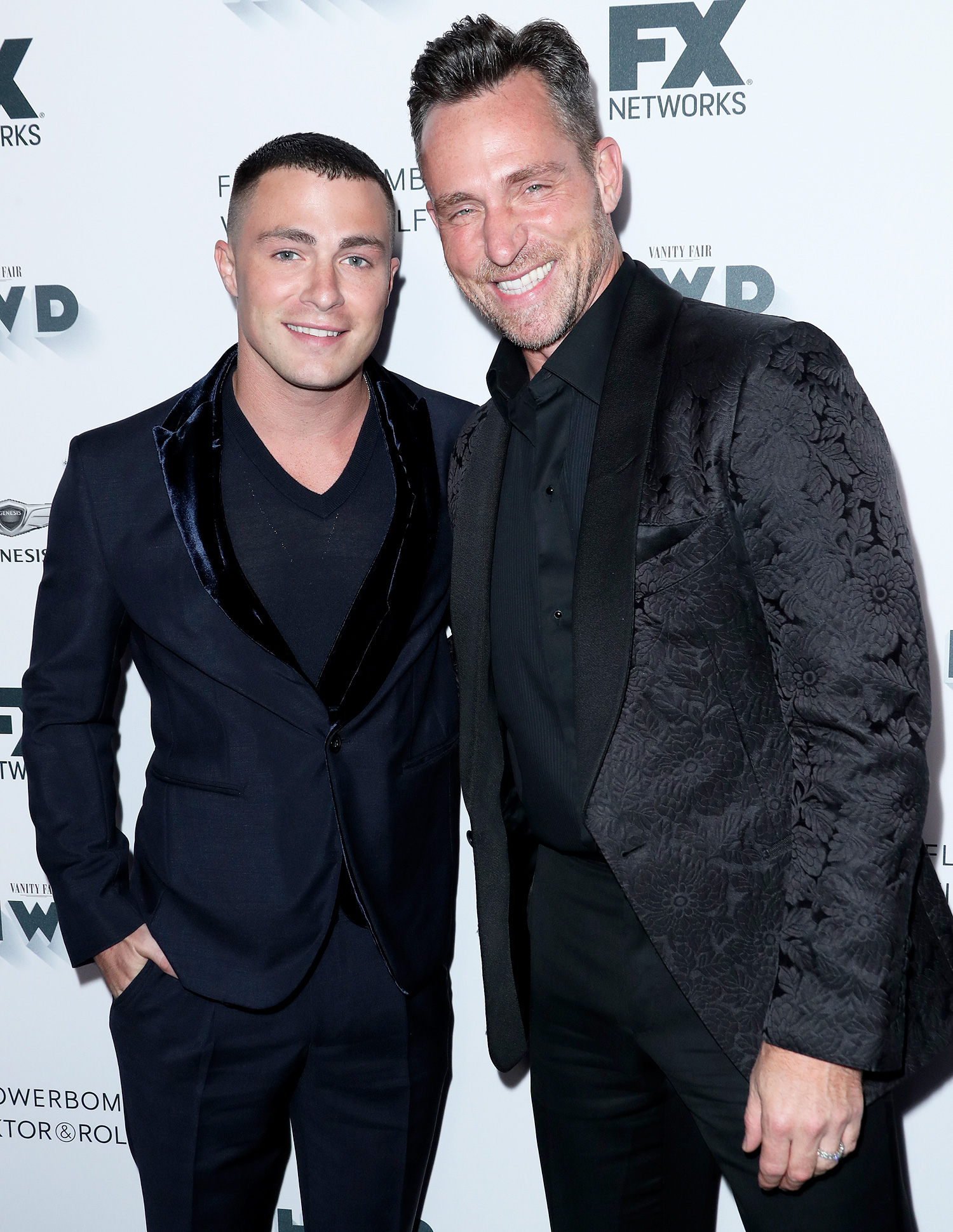 Colton Haynes & Jeff Leatham: 6 Months