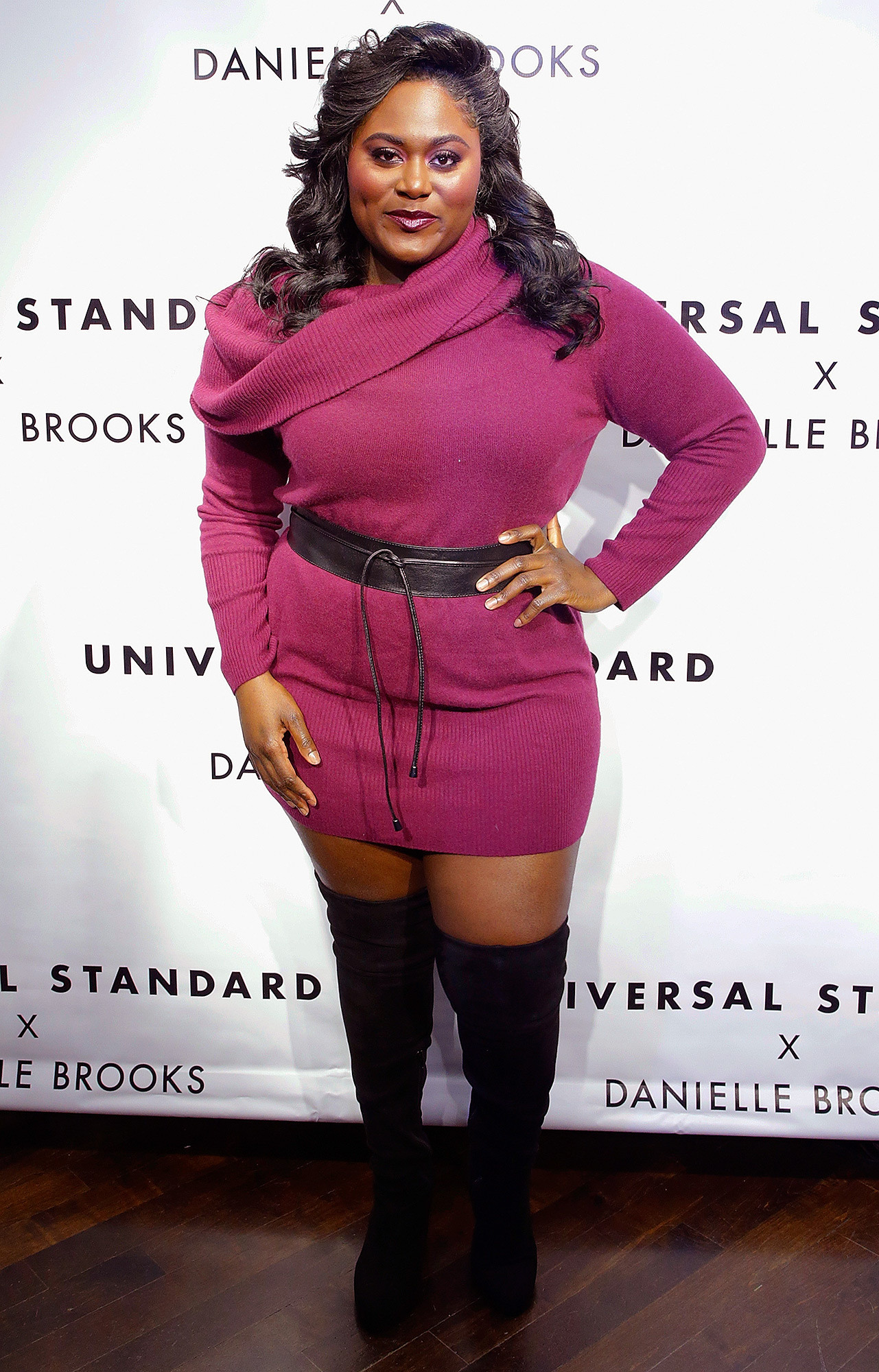 Danielle Brooks Tria Collection Launch Party
