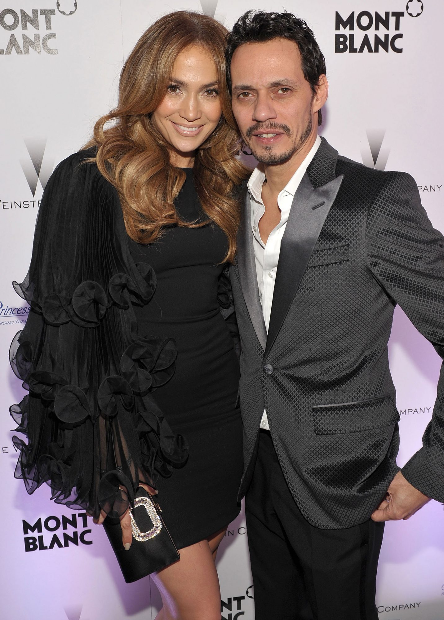Jennifer Lopez and Marc Anthony (2011)