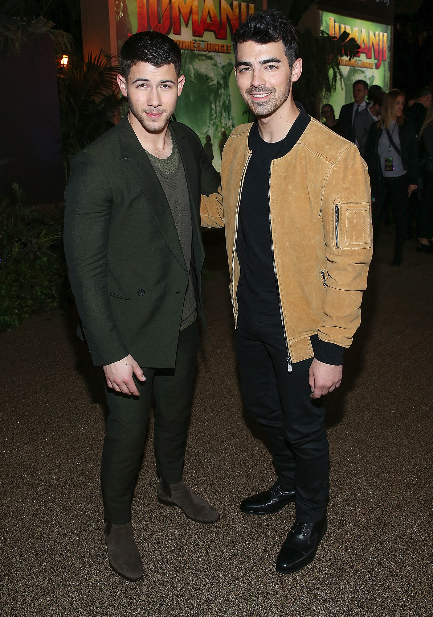 """Premiere Of Columbia Pictures' """"Jumanji: Welcome To The Jungle"""" - Red Carpet"""